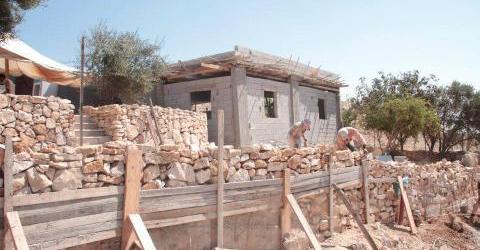 Izraelski Komitet Przeciwko Wyburzeniom Domów ogłasza nabór na letni obóz odbudowy w 2014 r.