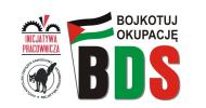 OZZ Inicjatywa Pracownicza-Bojkotujemy okupację – solidarnie z Palestyną!