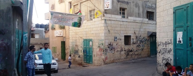 Życie za murem – obóz Aida w Betlejem