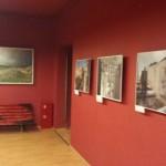 Wystawa zdjęć Sławka Rzewuskiego towarzysząca Dniom Palestyńskim w Teatrze Osmego Dnia.
