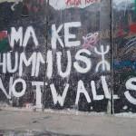 Make hummus no walls_SL-zdj. Sylwia Ławrynowicz