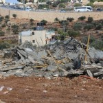Demolition of the house construction in Shufat_22.11.2017_EastJerusalem_SylwiaLawrynowicz