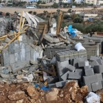 Demolition of the house construction in Shufat_22.11.2017_EastJerusalem_SylwiaLawrynowicz3